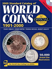 2009 Standard Catalog Of World Coins 1901-2000, 36th Edition
