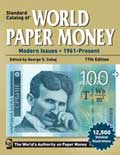 Standard Catalog of World Paper Money: Modern Issues 1961-2011 (17th Edition)