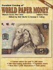 Standard Catalog of World Paper Money: Modern Issues 1961-2003 (9th Edition)