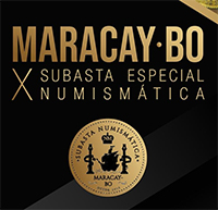 X Special Numismatic Auction Maracay-bo