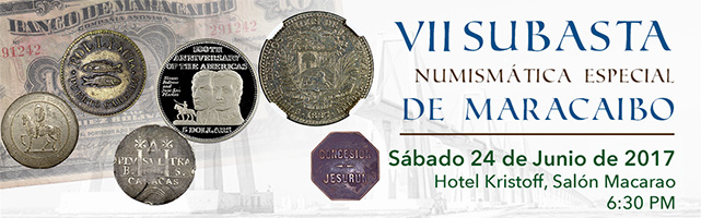 7th Special Auction of Maracaibo, 2017