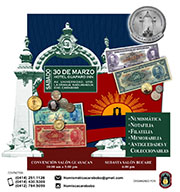 Poster of the 2nd Numismatic and Collecting Convention of Valencia, March 2019