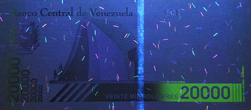 Piece bbcv20000bss-aa01-a8 (Reverse, under ultraviolet light)