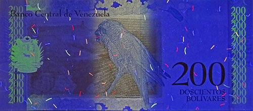 Piece bbcv200bss-aa01-a8 (Reverse, under ultraviolet light)