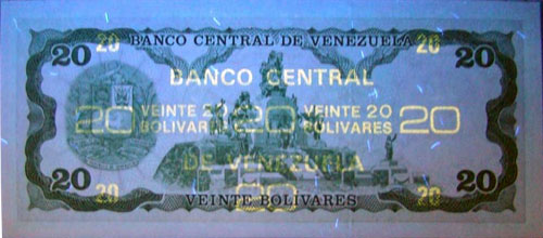 Piece bbcv20bs-fc01-n8 (Reverse, under ultraviolet light)