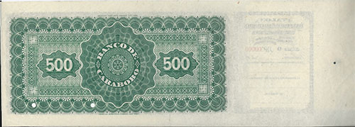 Piece bbdc500bs-aas2 (Reverse)