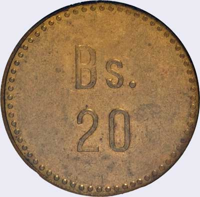 Piece ml20bs-ba01 (Obverse)