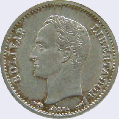 Piece mv0.25bs-aa02 (Obverse)