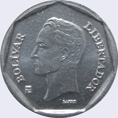 Piece mv10bs-db01 (Obverse)