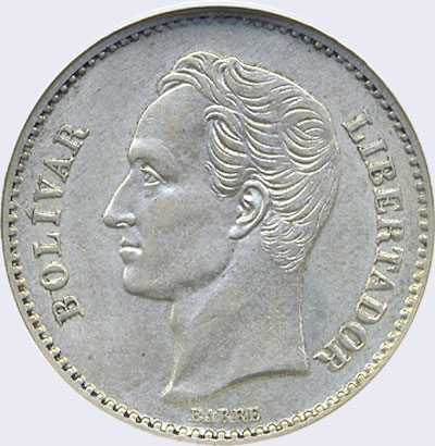 Piece mv1bs-aa15 (Obverse)