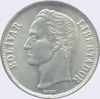 Piece mv1bs-ba01 (Obverse)