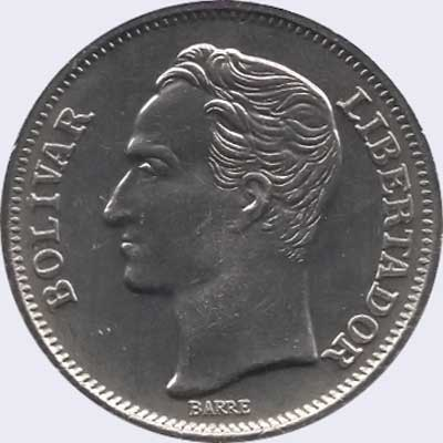 Piece mv1bs-da01 (Obverse)