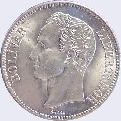 Piece mv1bs-ea01 (Obverse)