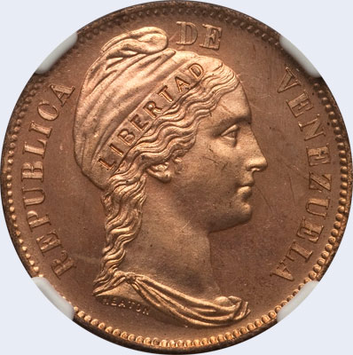 Piece mv1cr-ab01p (Obverse)