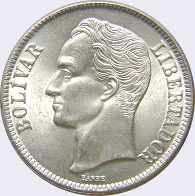 Piece mv2bs-da01 (Obverse)