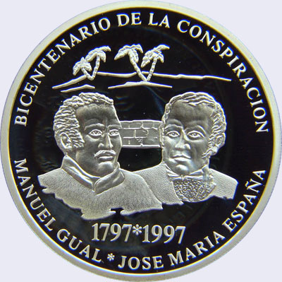 Piece mv500bs-fa01p (Obverse)