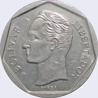 Piece mv50bs-da01 (Obverse)