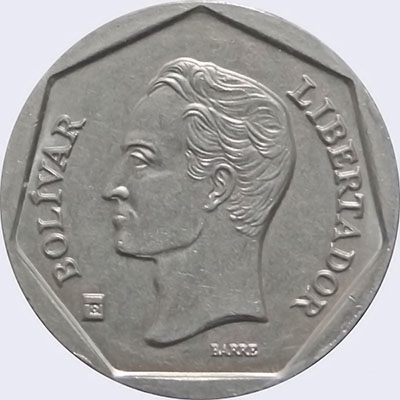 Piece mv50bs-ea02 (Obverse)
