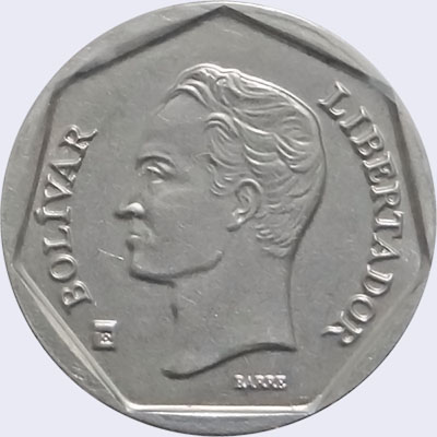 Piece mv50bs-ea04 (Obverse)